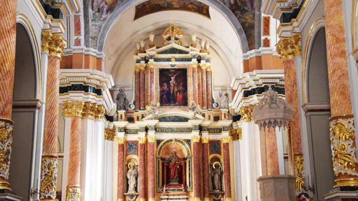 La Iglesia San Pedro de Buñol realiza este fin de semana los actos centrales de su 250 aniversario