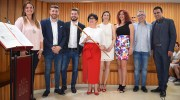 El pleno de investidura de Juncal Carrascosa como alcaldesa de Buñol en imágenes