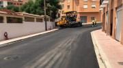 Comienza en Buñol la primera fase de asfaltado de calles y caminos rurales