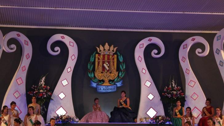 Las imágenes de la presentación de las Misses y Representante de «La Armónica» de Buñol