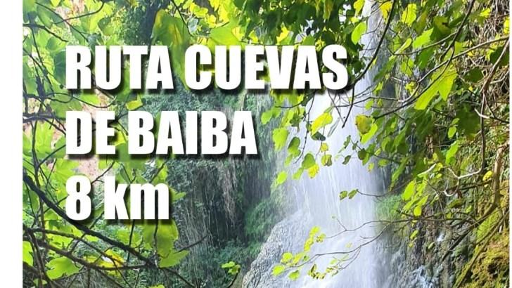 La Concejalía de Turismo junto a los «Correores» de Buñol organiza una ruta a las Cuevas de Baiba