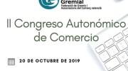 El II Congreso Autonómico de Comercio llega este domingo a Buñol