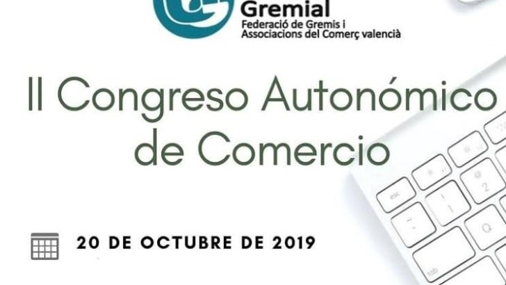 Buñol acogerá el II Congreso Autonómico de Comercio