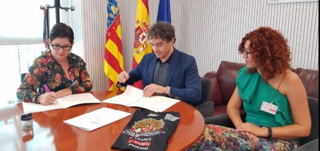 Turisme colabora con el Ayuntamiento de Buñol para realizar acciones de marketing dirigidas a fortalecer el posicionamiento del municipio