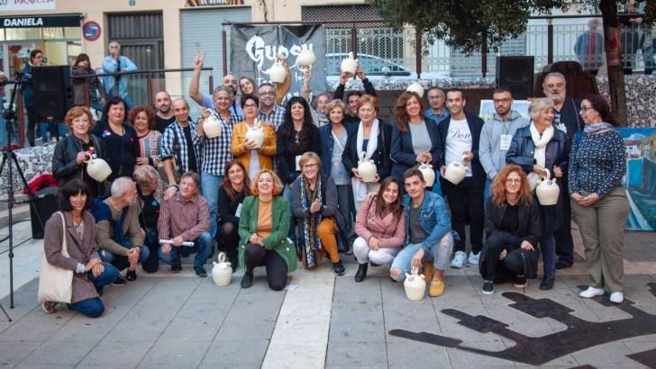 El Festival «De Par en Par-t» de Buñol cierra su tercera edición con más de 1.000 visitantes diarios