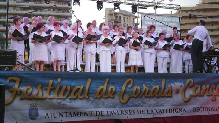 La Coral Polifónica de «La Armónica» de Buñol actuará este viernes en las fiestas del Barrio San Rafael