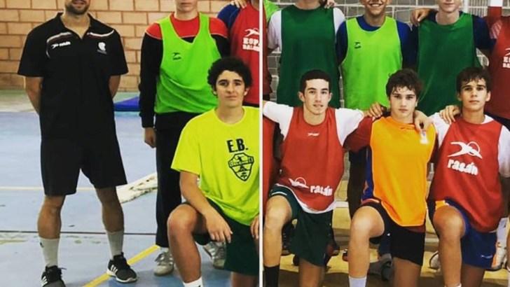 El buñolense Teo Pros se convierte en primer entrenador de la Selección de balonmano Cadete de la Comunidad Valenciana