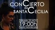 Los actos en honor a Santa Cecilia de la Sociedad Musical «La Artística» de Buñol