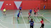 El infantil femenino del Club Balonmano Buñol logra una nueva victoria en Puzol