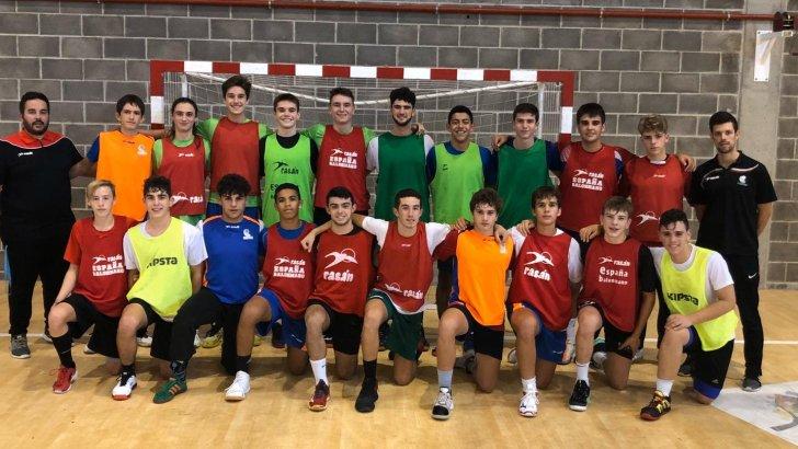 Buñol acogerá el 1 de diciembre la concentración de las Selecciones Autonómicas de balonmano