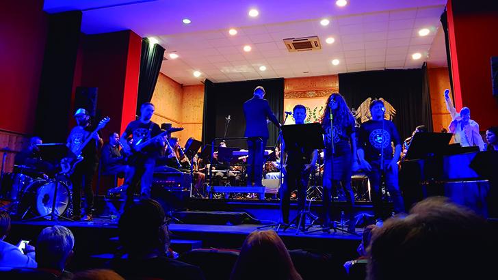 Diásporas: Club de Rock Buñol en Loriguilla (2º round)