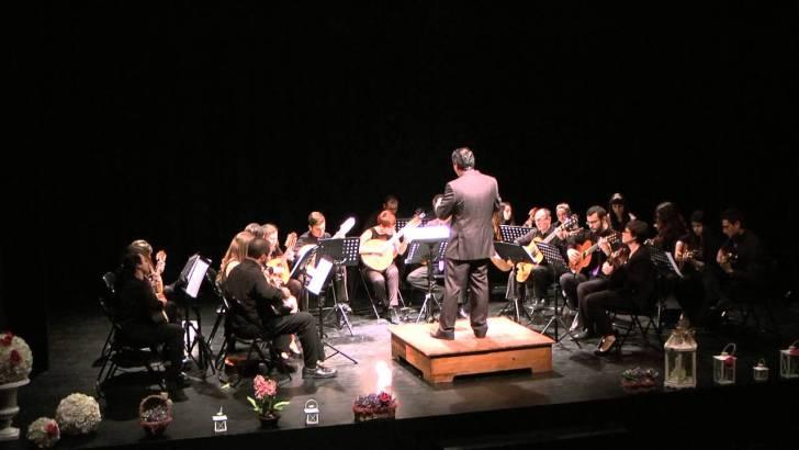 Este sábado concierto de Santa Cecilia de la Orquesta y la Escuela de Pulso y Púa Villa de Chiva