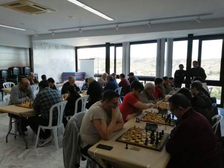 15 12 2019 Torneo de Ajedrez de Alborache 1