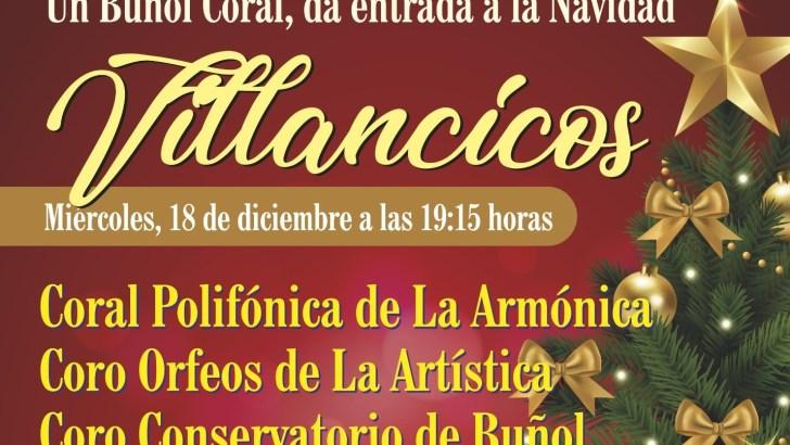 Los Villancicos inundarán esta tarde Buñol