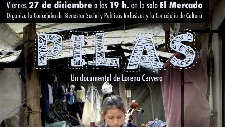 «Pilas» el documental de la buñolense Lorena Cervera se presentará el próximo 27 de diciembre en El Mercado