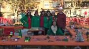 El colegio San Luis celebra el III Mercadillo Navideño