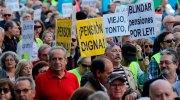 IU y el PCE de Buñol se manifestarán en defensa de las pensiones públicas