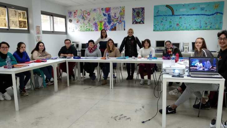 Comienza en Chiva el curso de dinamización de actividades de tiempo libre para personas desempleadas