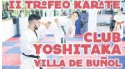 Más de 100 deportistas participarán en el II Trofeo de Kárate Villa de Buñol