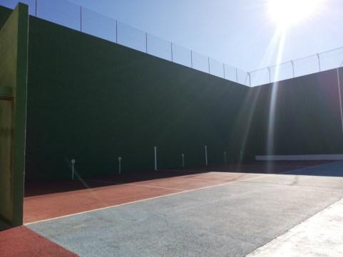 Nuevas instalaciones deportivas buñol fronton 2