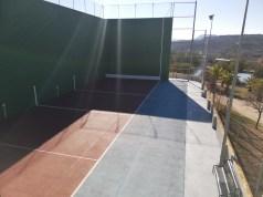Nuevas instalaciones deportivas buñol fronton
