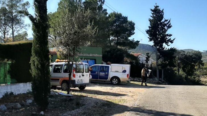 Divalterra realiza trabajos para la prevención de incendios en Macastre