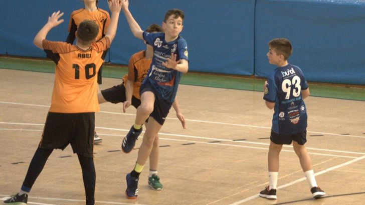 El equipo infantil masculino del Club Balonmano Buñol se jugará disputar la Liga Autonómica