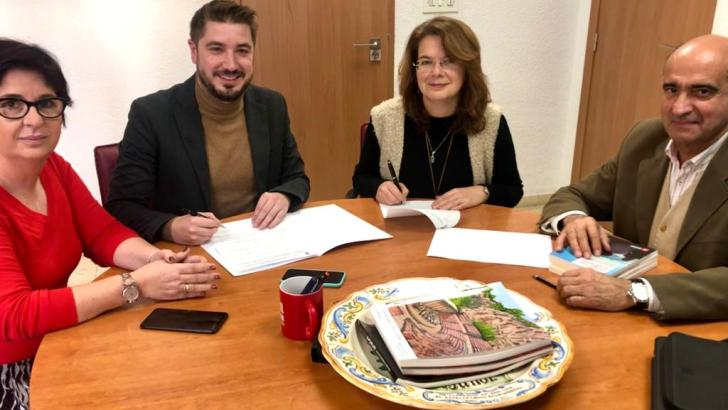 La finca de Mijares se incorpora al proyecto Campus Diversia
