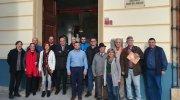 El diputado de Cultura, Xavier Rius, participa en el Consejo Municipal de Macastre