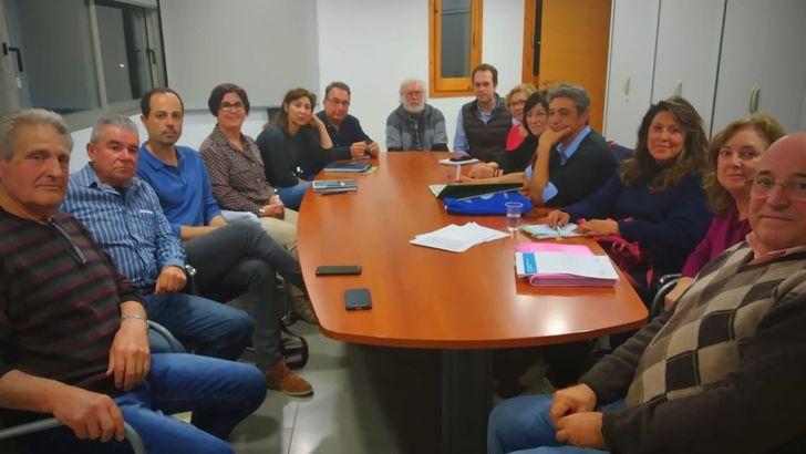 Alcaldes y Plataforma Pro Hospital esperan  la visita de la Secretaria Autonómica de Sanidad