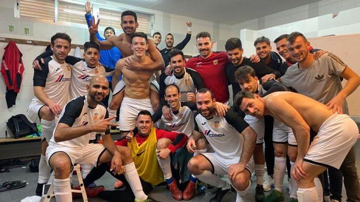 El Club Deportivo Buñol rumbo al play-off de ascenso tras derrotar al Rayo SAB (2-0)