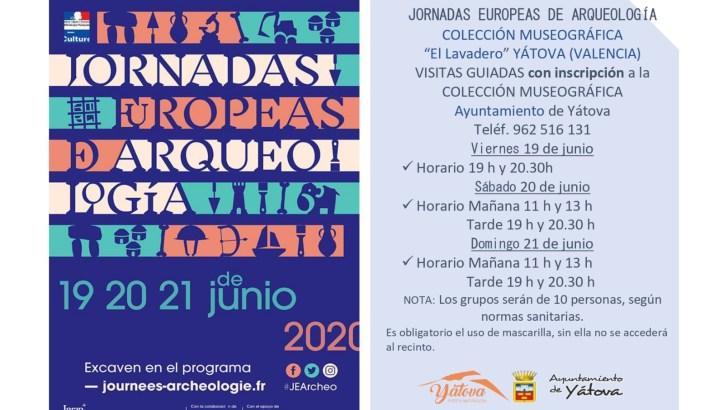 Yátova participa en las Jornadas Europeas de Arqueología