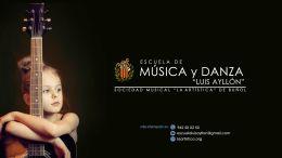 Escuela de Música y Danza Luis Ayllón