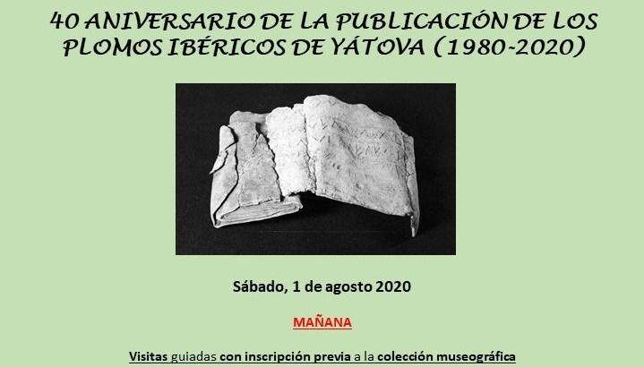 Continúan las visitas guiadas a la Colección Museográfica y al Pico de los Ajos de Yátova