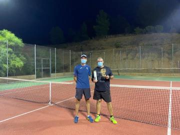 Ganadores Tie-Breaks Tenis Buñol 2020 2