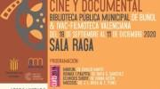 La Biblioteca y la Concejalía de Cultura de Buñol organizan un ciclo en colaboración con la Filmoteca Valenciana