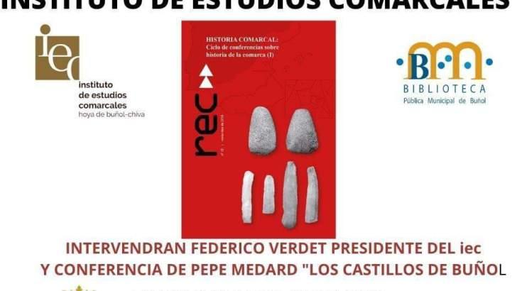La Biblioteca de Buñol acoge este viernes la presentación de la nueva revista del Instituto de Estudios Comarcales
