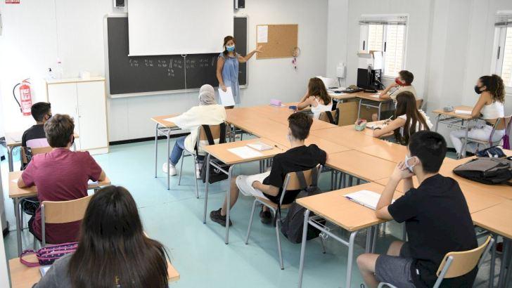 Medidas de seguridad, esfuerzo conjunto e inversiones en la vuelta a las aulas en Chiva
