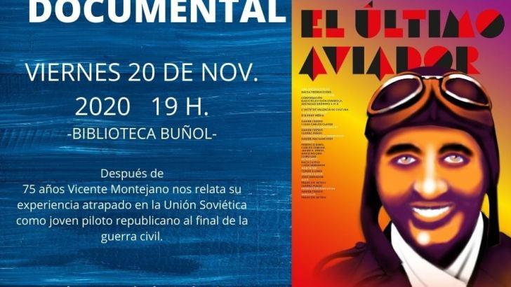 Cine, música y exposiciones te esperan este fin de semana en Buñol