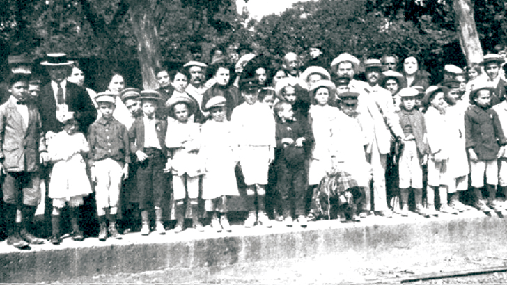 Colonias Escolares  Buñol años 30