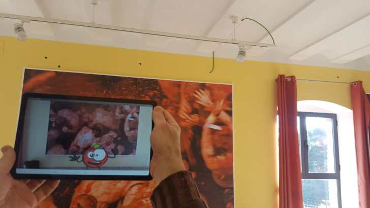 El Museo de la Tomatina de Buñol ofrecerá al visitante una experiencia sensorial de la fiesta roja