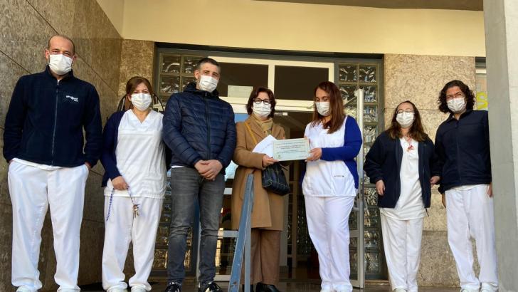 El Ayuntamiento de Buñol reconoce el gran trabajo de la Residencia de la localidad