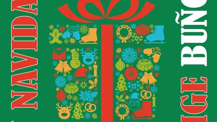 La Asociación de Empresarios y Autónomos lanza la campaña: «En Navidad, elige Buñol»