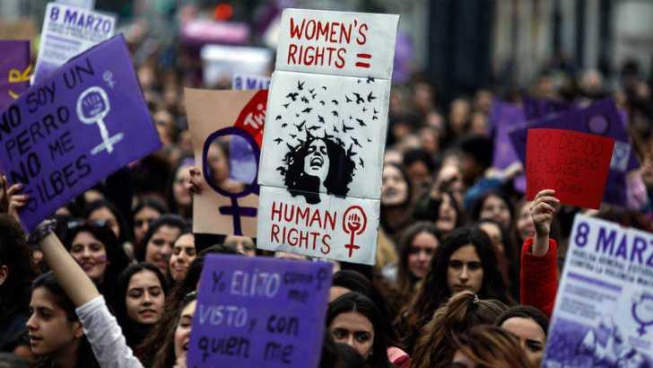 Manifiesto de Podemos Buñol en el Día Internacional de la Mujer