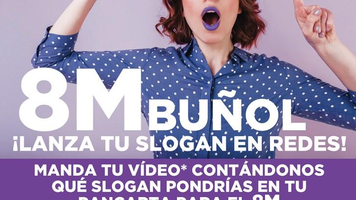 Igualdad reivindicará el 8M a través de una campaña de vídeos en Buñol