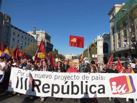 Abril por la República