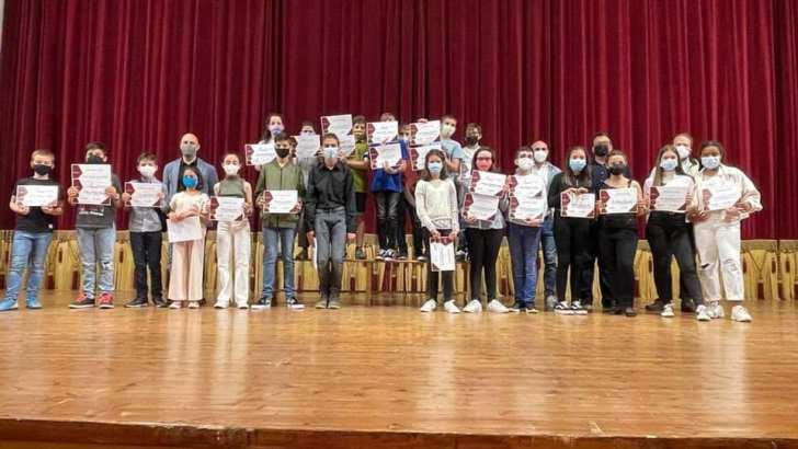 Concluye el XXIII Concurso de Solistas Luis Ayllón de la S.M. «La Artística» de Buñol