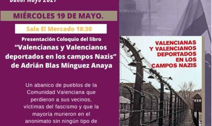 Buñol concluye esta semana sus primeras jornadas de Memoria Histórica y Democrática
