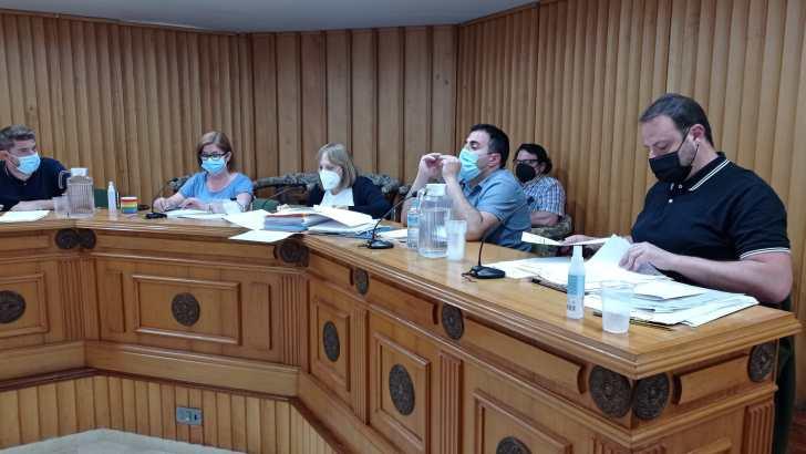 Unanimidad en el plenario de Buñol para rechazar la planta de energía solar prevista en la zona de Farrajón