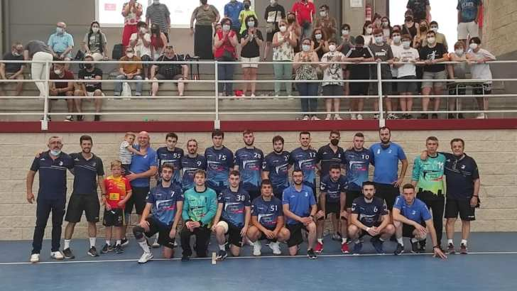 El sénior del Club Balonmano Buñol se queda a un paso del ascenso